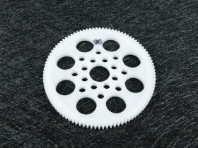 3Racing #3R/3Rac-Sg4896 48 Pitch Spur Gear 96T For Most Rc Cars