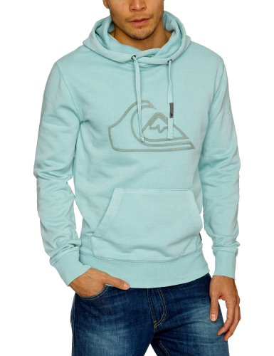 Quiksilver Macbeth Men's Sweatshirt Ice Medium