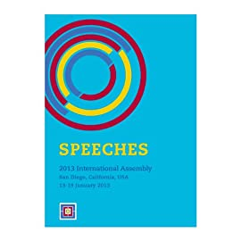 2013 International Assembly Speeches DVD