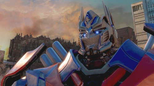 Transformers: Rise of the Dark Spark  galerija
