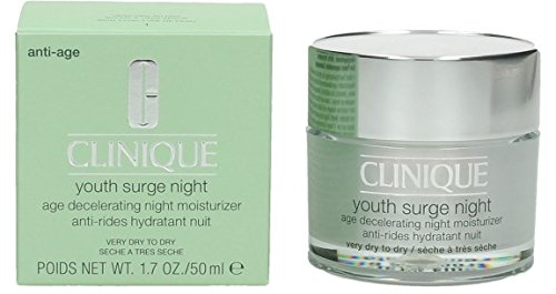 Clinique Youth Surge Night Age Decelerating Night Moisturize