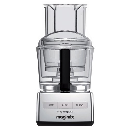 where to buy magimix by robot coupe 3200xl 12 cup food processor polished chrome carla azevedobas. Black Bedroom Furniture Sets. Home Design Ideas