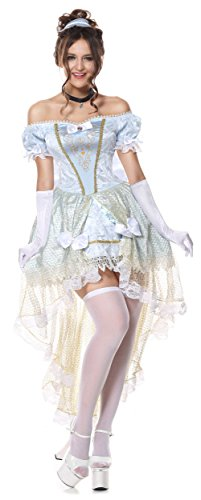 Sibeawen Women's Adult Princess Costumes
