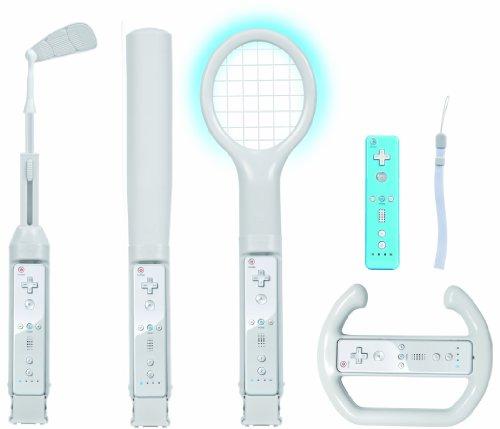 Wii Grand Slam Sports Pack – White