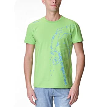 Millet Pure Stone Tsss T-shirt homme Greenery XXL