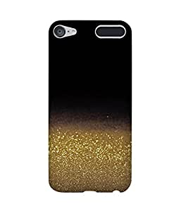 Glitter Sand Apple iPod Touch (6th Generation) Case