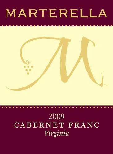 2009 Marterella Cabernet Franc Virginia 750 Ml