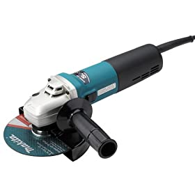 Makita 9566CV 6-Inch Variable Speed Cut-Off/Angle Grinder