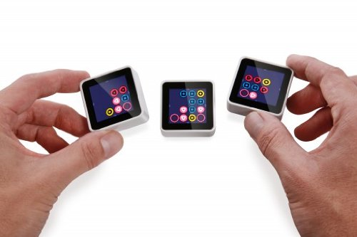 Sifteo Interactive Game Cubes – Sifteo 3-pack