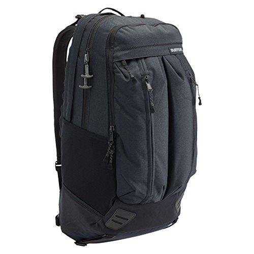 burton-daypack-bravo-mochila-negro-negro-jaspeado-talla54-x-315-x-15-cm