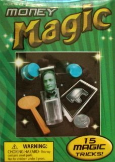 Money Magic 15 Magic Tricks