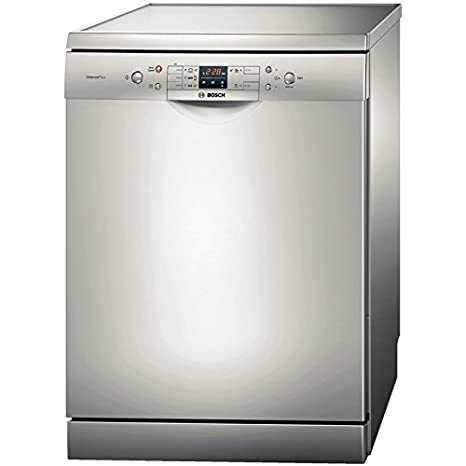 Bosch SMS54M48EU Lave-vaisselle 46 dB A++ Argent
