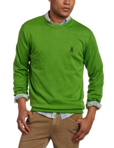 Lime Green Cashmere Sweater Baggage Clothing