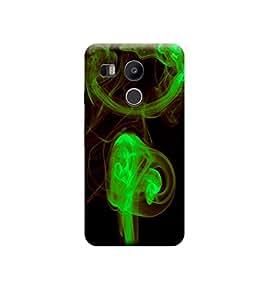 Kratos Premium Back Cover For LG Nexus 5X