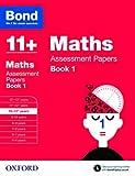 Bond 11+: Maths: Assessment Papers: 10-1...