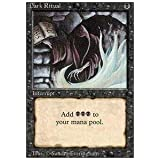 Magic: the Gathering - Dark Ritual - Revised Edition