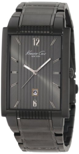 Kenneth Cole New York Men's KC3957 Analog Black Dial Watch