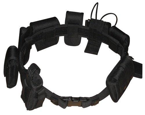 Black Law Enforcement Tactical Equipment System