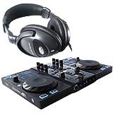 HERCULES DJ Control Air USB DJ Controller + Dig. Kopfhörer GRATIS!
