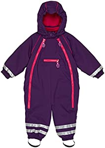 Ej Sikke Lej Big Owl Schneeanzug Wassersäule 8000 - Traje para la nieve para niñas