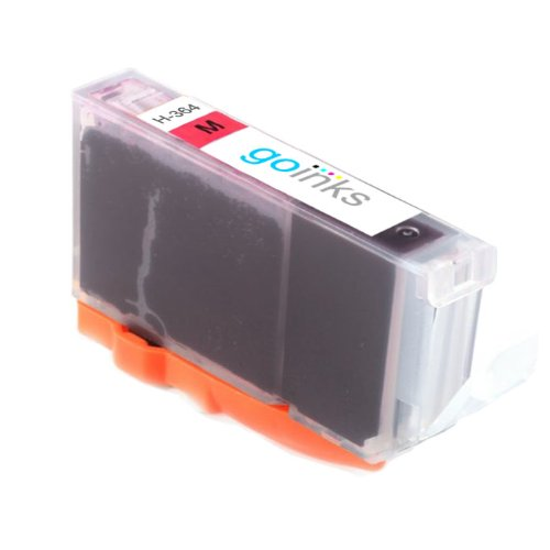 Compatible Magenta HP 364 XL (HP364M) Printer Ink Cartridge for HP Photosmart 4622, 5510, 5515, 6510, 7510, B109a, B109c, B109d, B109f, B109n, B109q, B110a, B110c, B110d, B110e, B8550, B8553, C5380, C5383, C5390, C6300, C6380, CN245B, D5460, D7560, B209, B209a, B209b, B209c, B210, B210a, B210b, B210c, B210e, C309, C309g, C309h, C309n, C310, C310a, C309a, C309c, C410b, 3070A, 4610, 4620 *High Capacity*