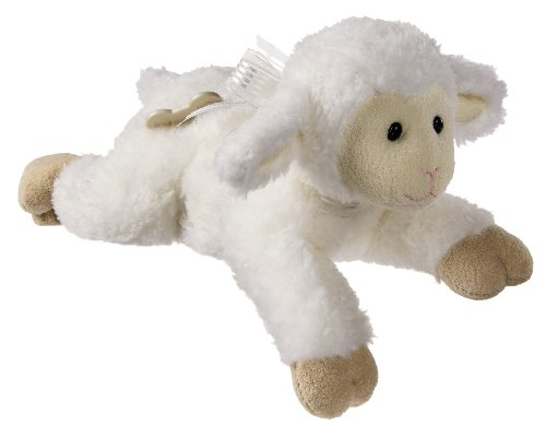 Mary Meyer Melody Inspirational Wind Up Musical Lamb, Jesus Loves Me