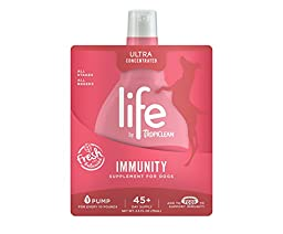 Life by TropiClean Immunity Supplement for Dogs