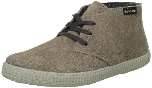 VictoriaSafari Serraje - Pantofole a Stivaletto Unisex - Adulto , Beige (Beige (Taupe)), 42 EU