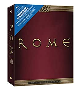 Rome: The Complete Series [Blu-ray]