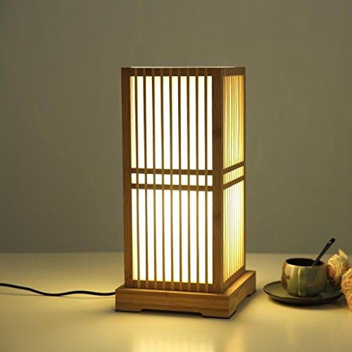 Nene-japanischen-Tischlampen-schlafzimmer-bett-Lampen-tatami-Lampen-Lampen-Dekoration-minimalistisch-modern-retro-Japanisches-Zimmer-Lampe