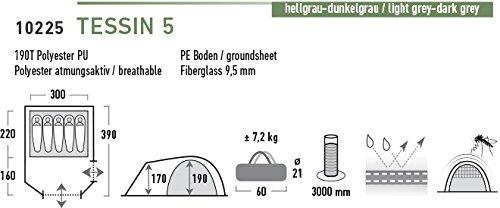 High Peak Tessin 5 - 9