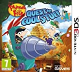 Phineas and Ferb : Quest for Cool Stuff (Nintendo 3DS)