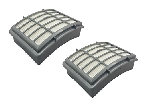2 Shark HEPA Filters XHF350 for Shark Navigator Lift Away NV350 NV351 NV352 (Shark Vacuum Nv 352 compare prices)