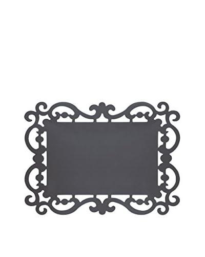 Bitossi Home  Set Mantel 12 Uds. Baroque Negro