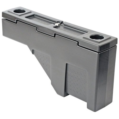 Dee Zee DZ95P Specialty Series Poly Plastic Wheel Well Tool Box (1995 Nissan Pickup Wheels compare prices)