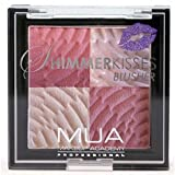 MUA Shimmer Kisses Blusher Pink Shimmer Kisses