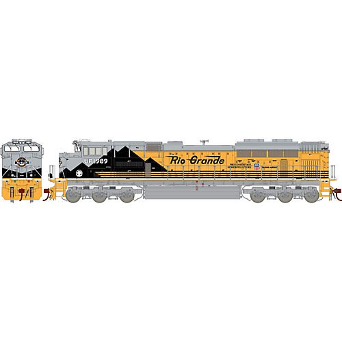 Athearn Genesis - HO SD70ACe w/DCC & Sound, UP/D&RGW Heritage #1989