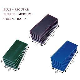 Precision Wax Carving Tablets Blue Set C