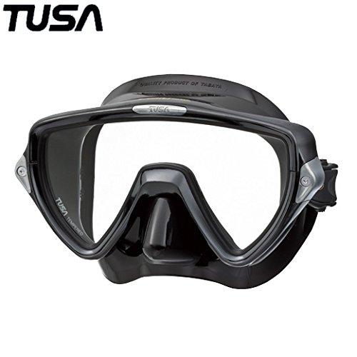 TUSA(ツサ) M-19/M-19QB VISIO UNO (ヴィジオ ウノ) マスク 【一眼マスク】 BK/BK