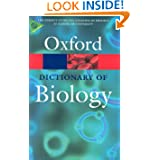 Oxford Dictionary of Biology (Oxford Paperback Reference)