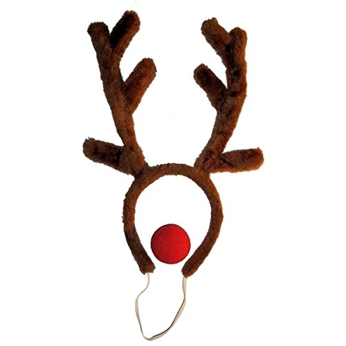 Red-N (Rudolph The Red Nosed Reindeer Costume Adults)