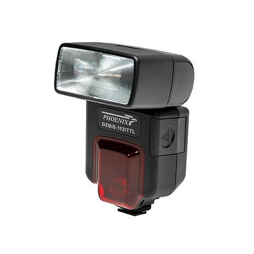 The Electronics World     Phoenix Smart Flash 112 DZBIS For Nikon Digital SLR Cameras