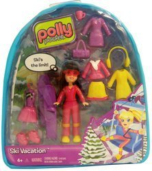 Wmu - Mattel Polly Pocket Ski Vacation by Wmu (English Manual)