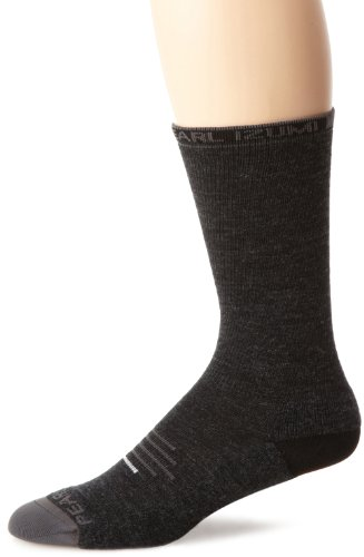 Buy Low Price Pearl Izumi Men's Elite Thermal Wool Sock (14351203021XL)