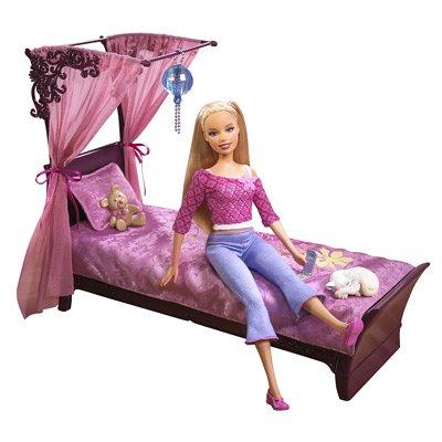 BARBIE – Puppe und Möbel GeschenkSet günstig kaufen