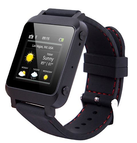 Fashionkey Bluetooth Smart Watch Sw501 For Iphone & Android Phone