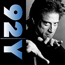 Richard Lewis with Keith Olbermann at the 92nd Street Y (       UNABRIDGED) by Richard Lewis Narrated by Keith Olbermann