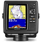 Garmin GPSMAP 527xs 10Hz GPS/GLONASS Receiver with Transducer