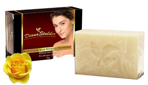 glutathione before and after. Diana Stalder Glutathione Soap