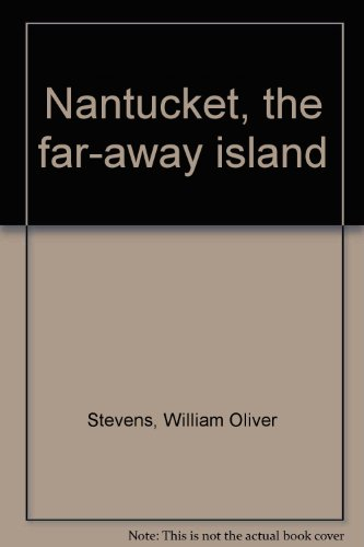 Nantucket, The Far-Away Island front-1039497